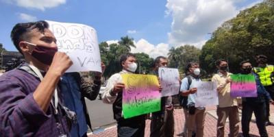 Jurnalis Bondowoso Kecam Kekerasan Terhadap Wartawan Oleh Pengawal Menteri