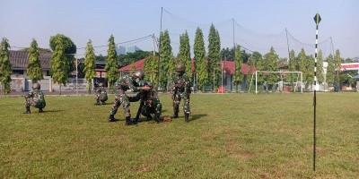 Permahir Kemampuan Dasar, Prajurit Yonmarhanlan III Drill Mortir 60 Dan Gpmg