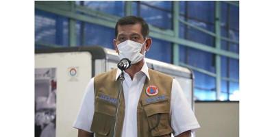 Kematian Akibat Covid-19 di Lampung Tertinggi Kedua, Doni Monardo Ingatkan Ini