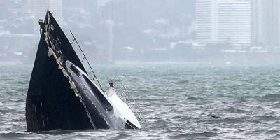 Kapal Nelayan Tenggelam di Teluk Jakarta, 3 Nelayan Meninggal Dunia