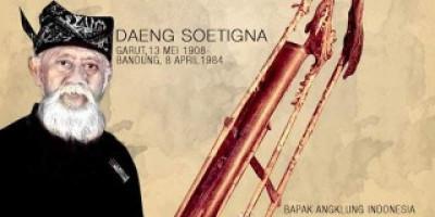 Daeng Soetigna Bapak Angklung Indonesia