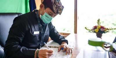 Sandiaga Uno Terapkan Teknologi Qrisk untuk Seluruh Transaksi di Bali
