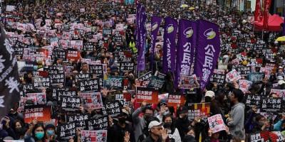 Hong Kong Urusan dalam Negeri China