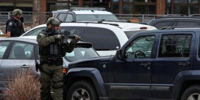 Penembakan Brutal di Toko Swalayan Tewaskan 10 Orang