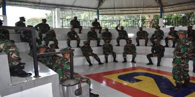 Prajurit Yonif 2 Marinir Terima Pelajaran Mobile Udara