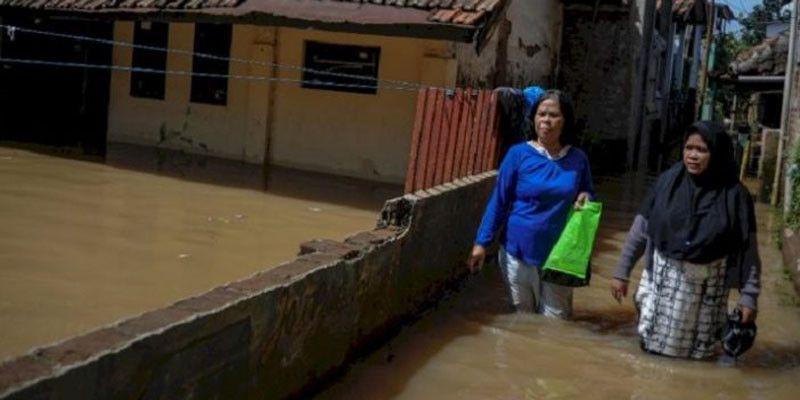 Lima Kecamatan di Kabupaten Bandung Diterjang Banjir