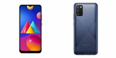 Samsung Galaxy F02s, Ponsel Murah di Bawah Dua Jutaan