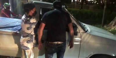 Polisi Tahan Pengendara yang Pukuli Sopir Pikap Sampai Babak Belur