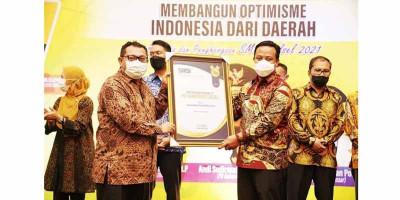 SMSI Sulsel Gelar Rakerda dan Pemberian Penghargaan Kepala Daerah