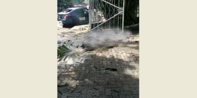 Kutuk Keras Bom di Depan Gereja Katedral Makassar, Menag Gus Yaqut: Aksi Ini Tidak Dibenarkan Agama