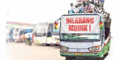 Dua Kali Lebaran Nasib Pengusaha Bus Kian Merana