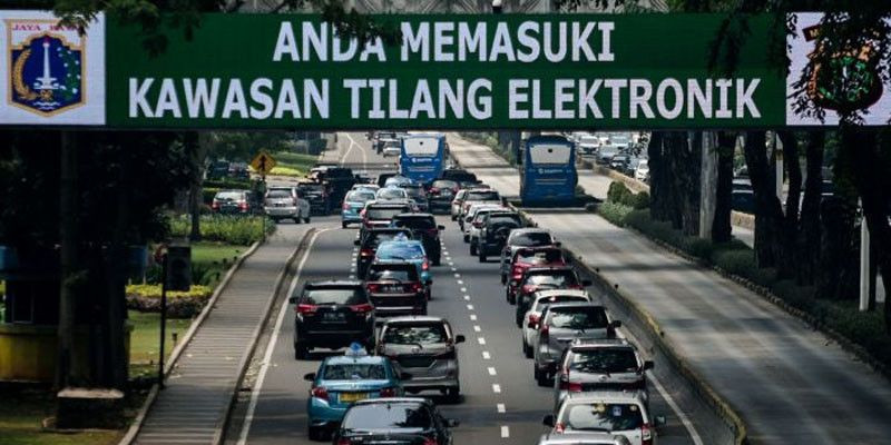 Soal Tilang Elektronik Atau Electronic Traffic Law Enforcement (ETLE)