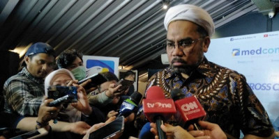 Ali Mochtar Ngabalin Kutuk Bom Makassar, Sebut Ulah Penceramah Jadi-jadian Bau Tanah