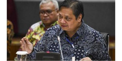 Airlangga Hartarto: UU Cipta Kerja Jadi Instrumen Utama Pemulihan Ekonomi Nasional