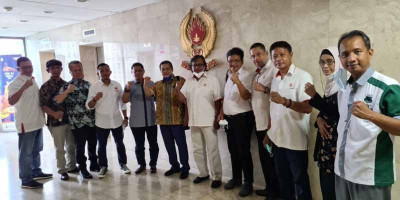 Gulat Berjuang ke SEA Games 2021 di Hanoi