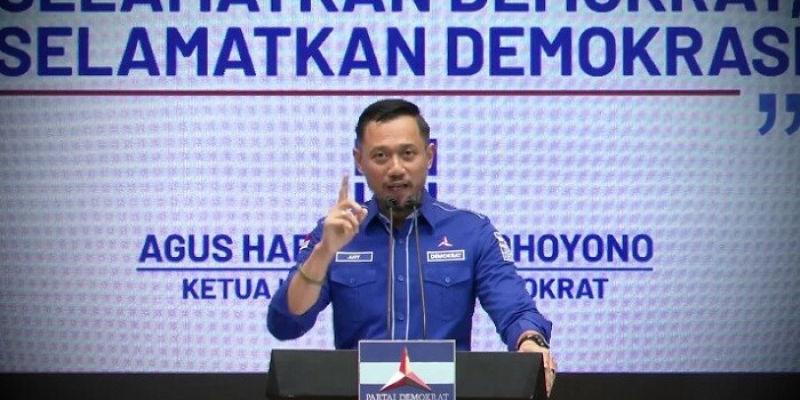 AHY Seharusnya Malu dan Minta Maaf Kepada Jokowi