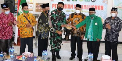 Danlanud Silas Papare Buka Pelatihan Mubalighoh di Jayapura