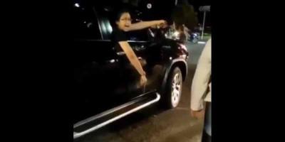 Polisi Ciduk Sopir Fortuner yang Todongkan Senjata di Duren Sawit