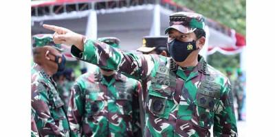 Panglima TNI Siagakan 1001 Tentara