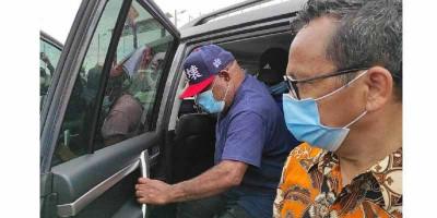 Gubernur Lukas Enembe Akui Masuk PNG Lewat Jalur Tikus