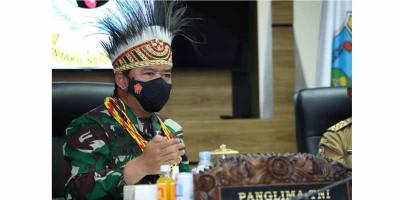 Panglima TNI: SMA Pradita Dirgantara Dapat Dijadikan Role Model Sistem Pendidikan di Papua dan Papua Barat