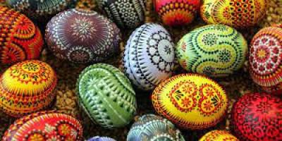 Makna Warna Dari Telor Paskah !