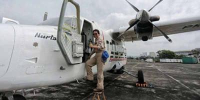 Esther Gayatri Saleh, Perempuan Kepala Pilot Uji Satu-satunya di Dunia