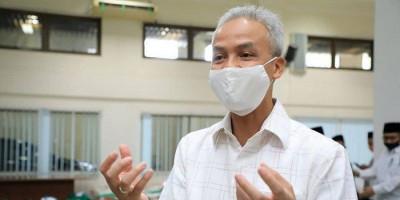 Intruksi Ganjar Pranowo Soal Pembelajaran Tatap Muka, Penting untuk Pengawasan dan Evaluasi