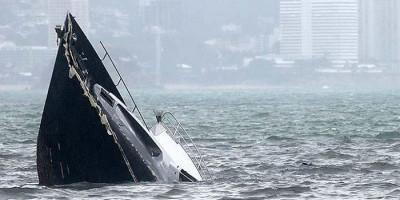 Kapal Nelayan Tenggelam di Perairan Indramayu, 17 Orang ABK Hilang