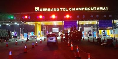 343 Ribu Kendaraan Masuk Jakarta dan Sekitarnya Usai Libur Paskah