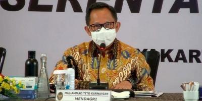 Mendagri Tito Karnavian Sebut Tindakan Gubernur Papua Lukas Enembe Salah dan Sangat Memalukan