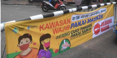 Tambahan Lagi, Provinsi yang Terapkan PPKM Mikro Jadi 20