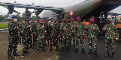 Korps Marinir TNI AL Kirim Pasukan ke NTT