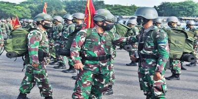 Jam Danmenbanpur 2 Mar Pasmar 2 Dikemas Dalam Bentuk Apel Organik Dilanjutkan LPD Hanmars Lewati 3 Wilayah Kota dan Kabupaten