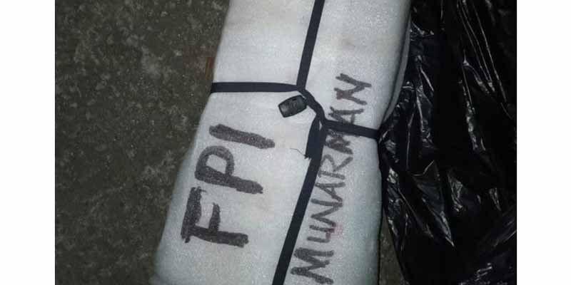 Polisi Sudah Periksa Tiga Saksi Soal Paket FPI Munarman