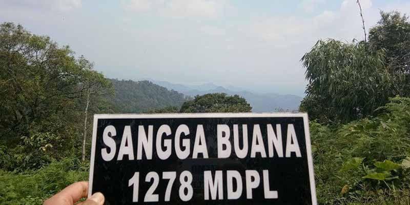 Dedi Mulyadi Bakal Dorong Gunung Sanggabuana Jadi Kawasan Hutan Lindung