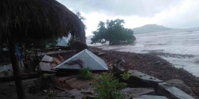 Kementerian PUPR Gerak Cepat Bantu Penanganan Bencana di NTT dan NTB