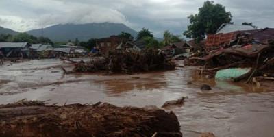 Korban Meninggal Bencana NTT 163 Orang, 45 Masih Hilang
