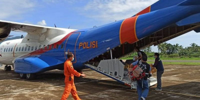 Penanganan Bencana NTT, Pendistribusian Bantuan Logistik Terus Dilakukan