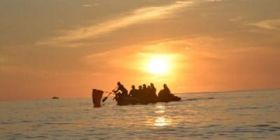 Pasukan Marinir 'Rebut' dan 'Kembalikan' Dabosingkep ke Pangkuan Ibu Pertiwi