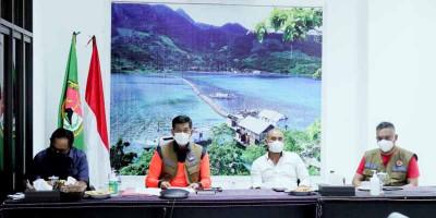 BNPB Pastikan Percepatan Relokasi Korban Bencana NTT