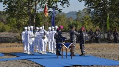 Kasal: Marinir Kuat Untuk Melindungi Negara Berdaulat, Marinir Hebat Karena Didukung Rakyat