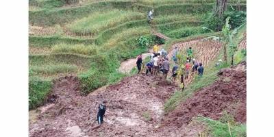 Satu Orang Jadi Korban Tebing Longsor di Kabupaten Bandung