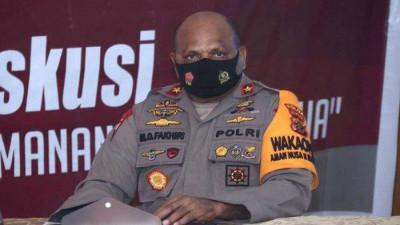 Kelompok Bersenjata di Papua Bakar Helikopter di Bandara