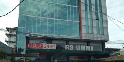 RS Ummi Disebut Tak Terus Terang Laporkan Swab Rizieq Shihab
