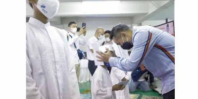 Sepanjang Ramadan, Anindya Bakrie Gelar Pengajian dan Santunan di Rumah Pemenangan