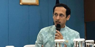 Nadiem Makarim Berduka Atas Gugurnya 2 Guru Hebat di Papua