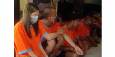 Pesta Sabu, 20 Tahun Penjara Menanti Kepala MTs di Cianjur