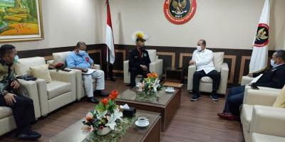 Temui Kepala BNPT, Pemuda Adat Papua Dukung KKB Dijadikan Organisasi Teroris Lokal