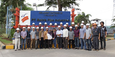 Bakrie Pipe Industries Kembali Raih Penghargaan CSR